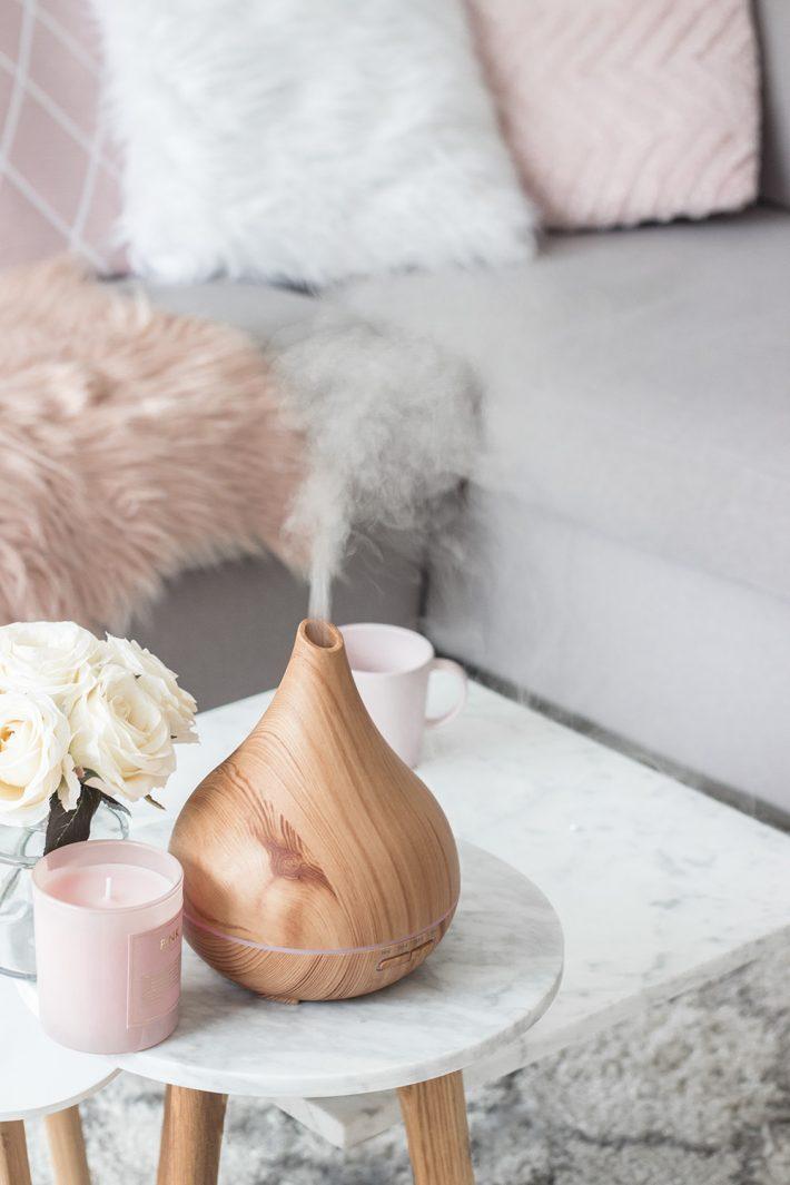 Tips voor het gebruik van een aroma diffuser